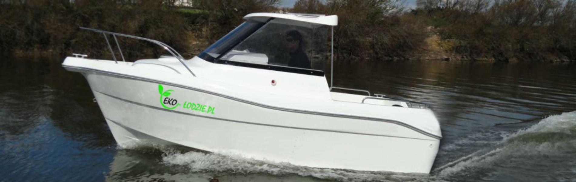 łodzie elektryczne